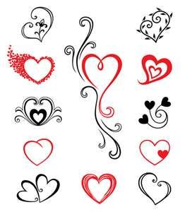 love the one the middle...this would be an awesome foot tattoo..=o)