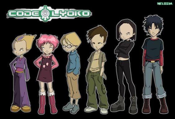 throwback: Code Lyoko