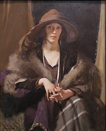 William Beckwith McInnes(18 May 1889 – 9 November 1939) was an Australian portrait painter. William Beckwith McInnes(18 de mayo de 1889 - 9 de noviembre de 1939) fue unretratistaaustraliano, ganador delPremio Archibaldsiete veces por sus pinturas de estilo tradicional.