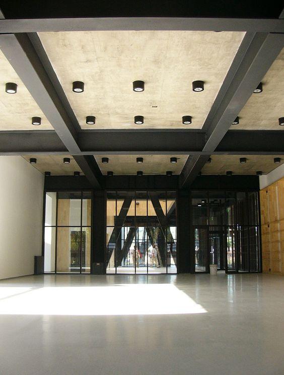 Biblioteca Universidade de Bio Bio,© Rubén Muñoz
