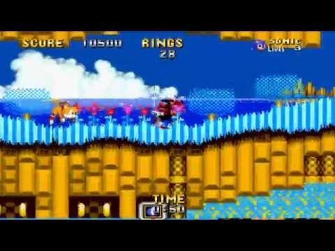 Sonic The Hedgehog 2 Snes Remixes Youtube Sonic Remix Sonic The Hedgehog