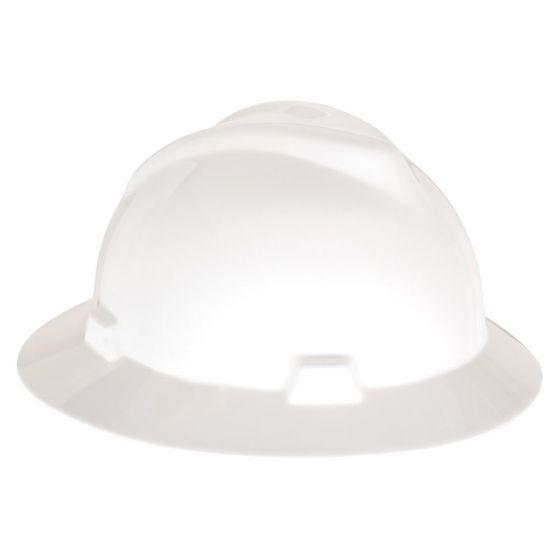 Msa V Gard Full Brim Hard Hat Contractors 10 Pack Hard Hat Hard Hats Hats