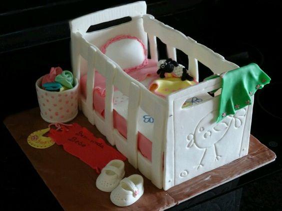 Bolo personalizado da Sofia. .. baby shower...(feito pela titia)...