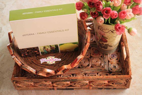 doTERRA Family Essential Kits