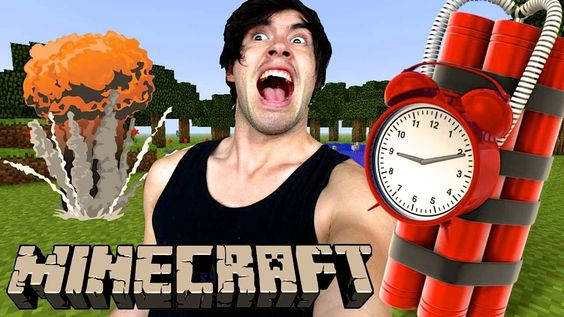 SOY EL REY DE LAS BOMBAS   Minecraft: Bomberman - JuegaGerman