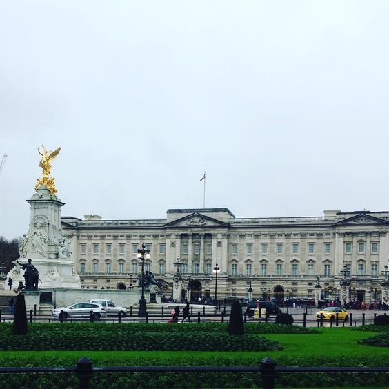 #buckinghampalace by elefantrista
