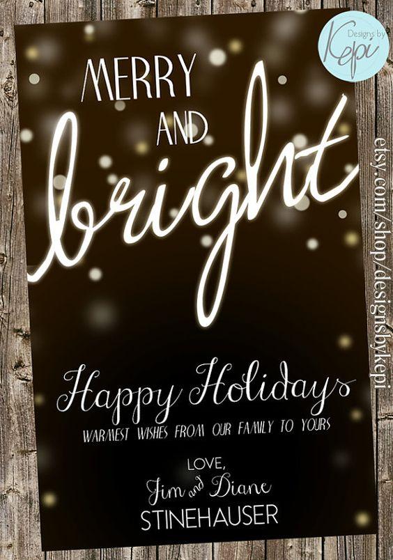 Merry & Bright - Lights