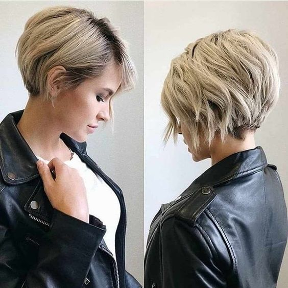 Best Pixie And Bob Short Haircuts For Women 2019-2020