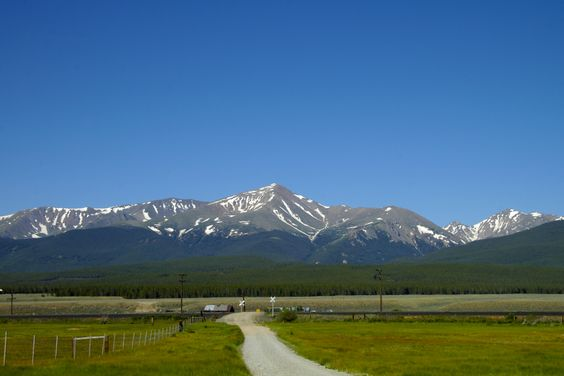 14,433 ft. Mount Elbert, Colorado's highest mountain and our first 14er!!