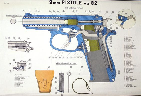 Pistole vz.82