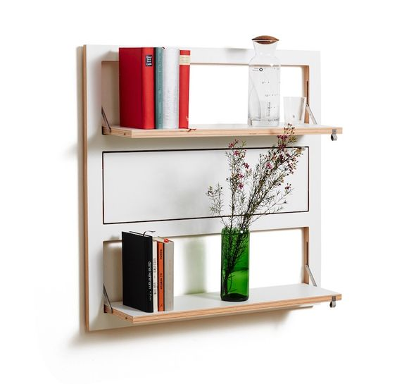 ambivalenz flaepps shelf 80x80 ambivalenz. Black Bedroom Furniture Sets. Home Design Ideas