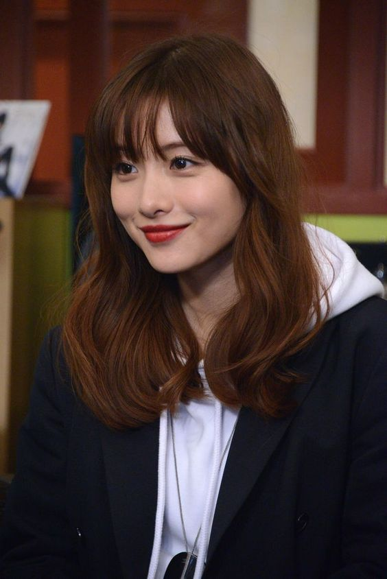 28++ Korean medium length hair ideas