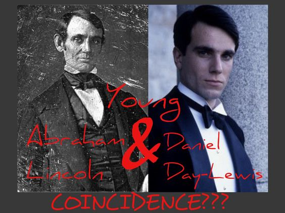 Abraham Lincoln Side By Side And A Young On Pinterest