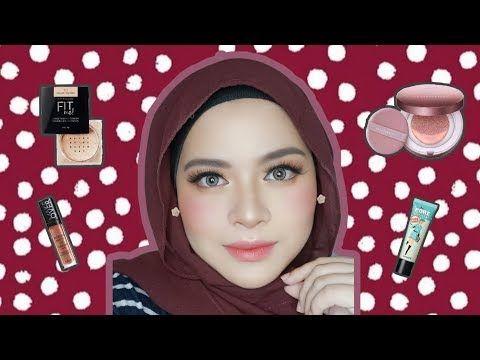 Tutorial Makeup Wisuda Pakai Wardah Instaperfect Youtube Tutorial Makeup Makeup Tutorial