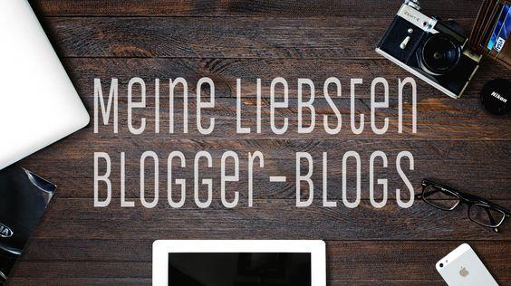 #Bloggertipps: Meine liebsten Blogger-Blogs   JF Texte