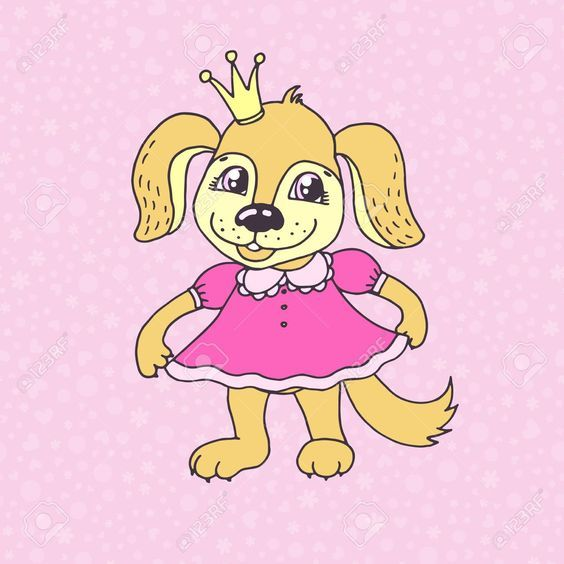 Image result for dog princess