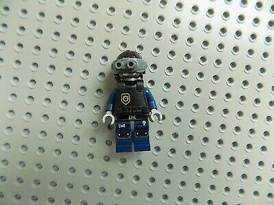 Lego Robo SWAT with Vest and Helmet 70808 The LEGO Movie Minifigure