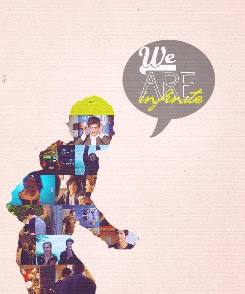 We are infinite.