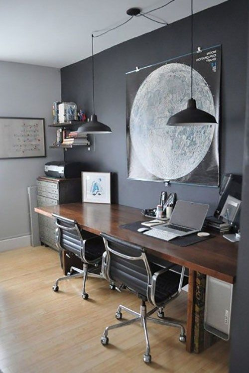 50 Home Office Furniture Image Ideas