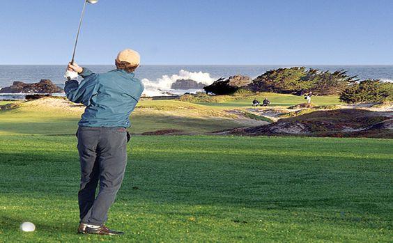 Golf, Pacific Grove Golf Links