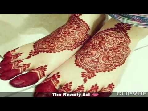 حنة العروس نقش حناء فخم أحدث نقوش حنة الأعراس والمناسبات 2019 2020 Mehndi Designs For Hands Mehndi Designs Legs Mehndi Design