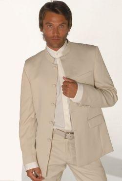 costume mariage col mao Accessoires pour réussir votre mariage sur http://yesidomariage.com
