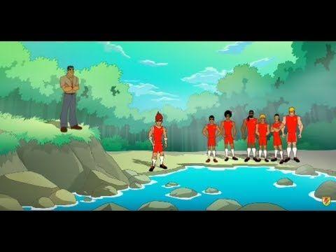 Supa Strikas Season 1 Episode 3 The Lost Star Kids Cartoon Youtube Cartoon Kids Cartoons Youtube Episode 3