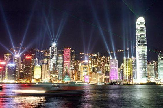 A quick tour in Hong Kong