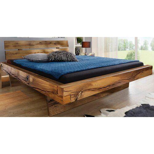 Carlson 180 X 200 Cm Bed Frame Bed Alpen Home Holzbetten Massivholzbett Bett Ideen