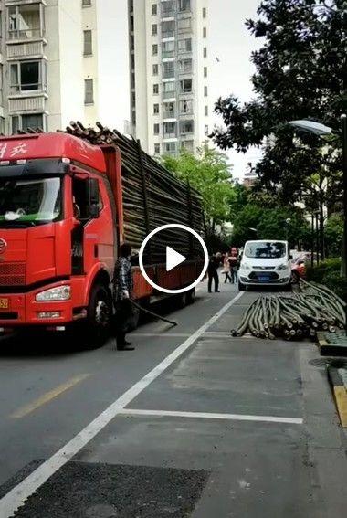 Dispositivo de descarga de caminhão
