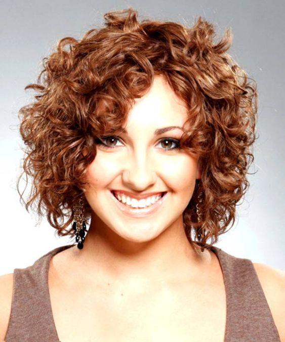 Brilliant Hairstyles For Fat Faces Short Hairstyles And Curly Hair On Pinterest Hairstyle Inspiration Daily Dogsangcom