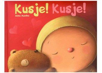 vertederend prentenboek 'Kusje! Kusje'