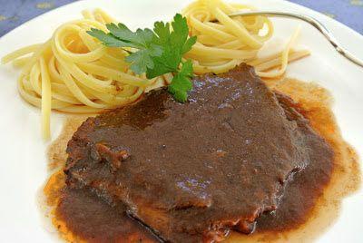 Ti Saluto Ticino: Tessiner Küche: Brasato al Merlot