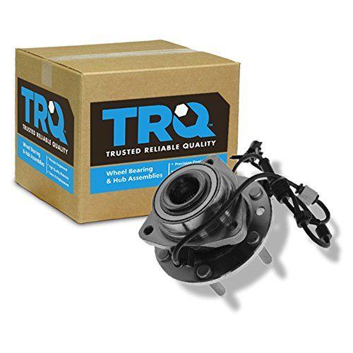Trq Front Wheel Hub Bearing For Chevy Trailblazer Gmc Suv W Abs