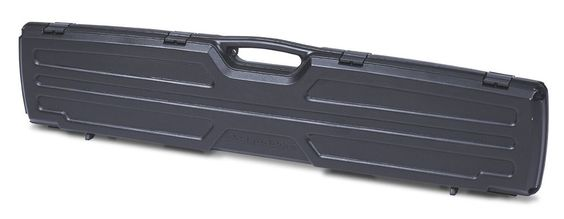 Rifle Gun Case Guard Se Single Plano Scoped Shotgun Brand Storage Black Hard New #Plano