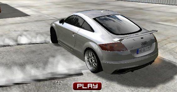 Audi Tt Rs Game: Http://www.oyunzamani.org/audi-tt-rs-drift.html Audi TT RS