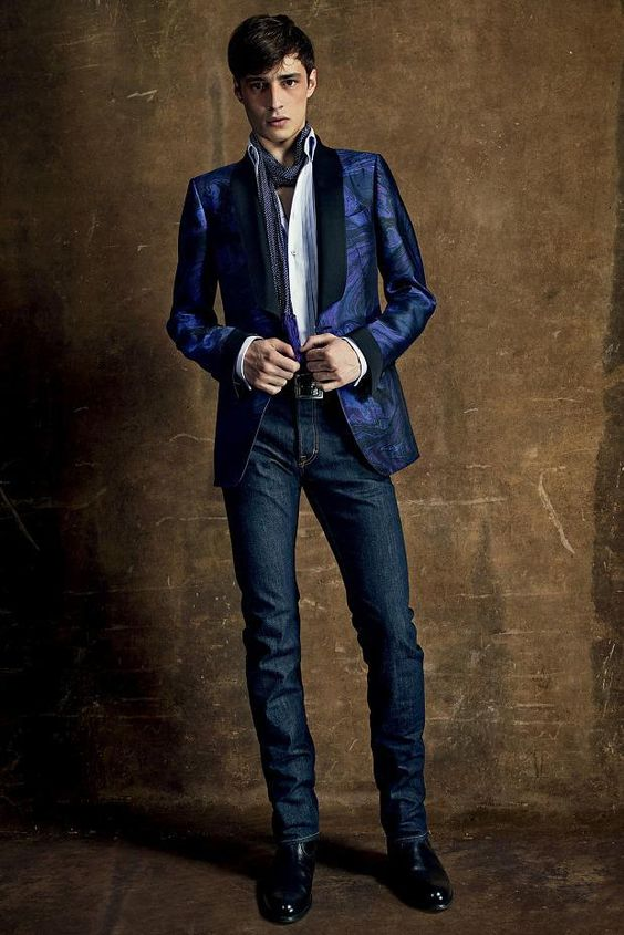 Tom Ford Men's S/S '15 look book
