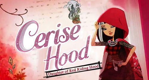 cerise hood related keywords - photo #47