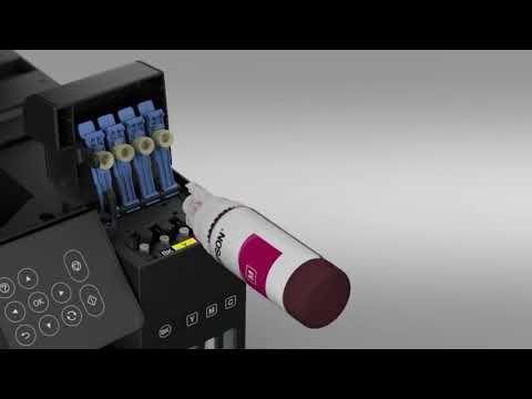 Impresora Epson L4150 Youtube Impresora Diseno Inteligente Youtube