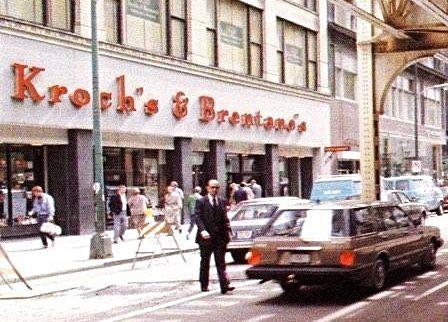 KROCH'S & BRENTANO'S