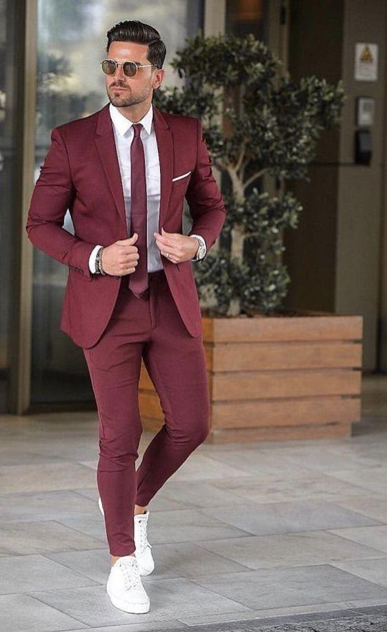 men, Mens fashion suits, Suit fashion