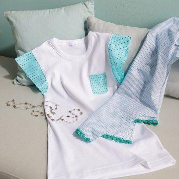 T shirt customisé truffaut