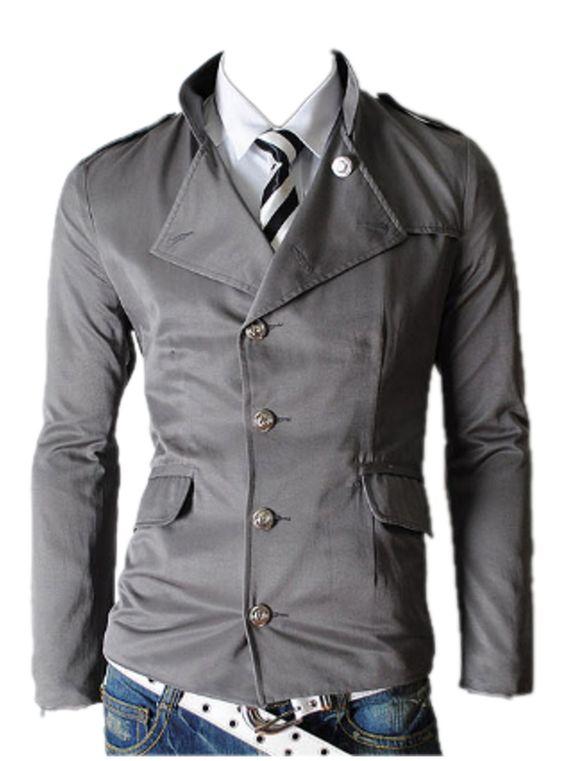 QualityUC Mens American Clothes Fashion New York Short Jacket