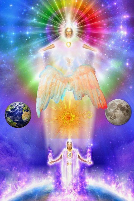 ஜ۩۞۩ஜ Azulestrellla ஜ۩۞۩ஜ: ● Seres de luz, Mensajeros entre ...
