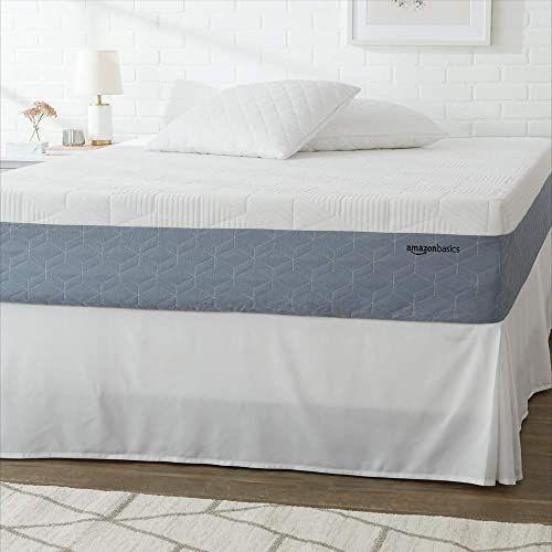 New Amazonbasics Cooling Gel Infused Memory Foam Mattress Medium Firmness Certipur Us Certified 12 Inch King Furniture 378 8 Lovetopfashion In 2020