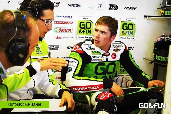 Scott Redding - MotoGP - Misano 2014