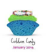 Cotton Candy (Comeback)-- Baked by Melissa Mini of the Month Club