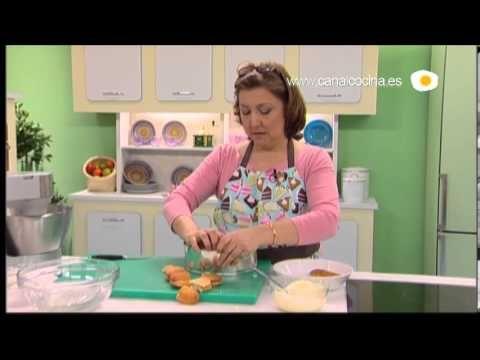 Taller de tartas Receta de Charlota de chocolate blanco
