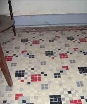 Geometric Linoleum Flooring Linoleum Amp Vinyl Flooring