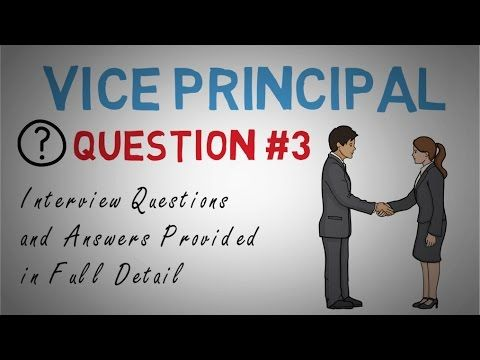 14 best School Administrator Interview Questions images on - assistant principal interview questions